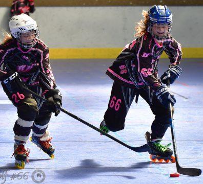 Plaisir sportif au fÇminin - Hockey - Boyard - Olivier